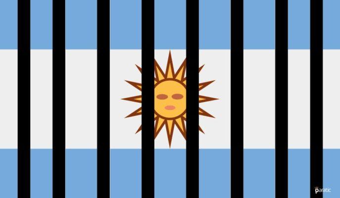Kilitlemeyi Uzatan Arjantin'de GSYİH 2Ç20'de %19,1 Düştü