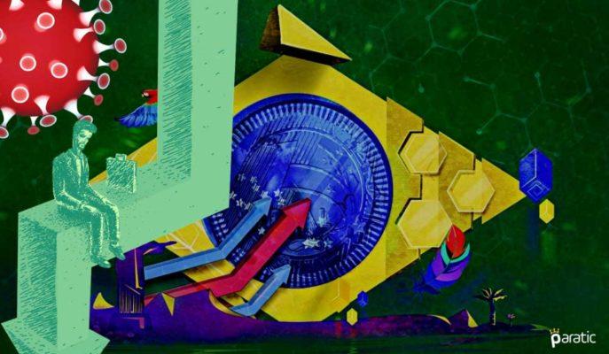 Koronavirüs Brezilya'yı %9,7 GSYİH Düşüşüyle Resesyona Sürükledi