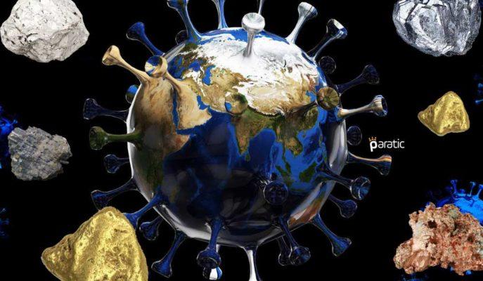 Küresel Toparlanmanın Bir Sonraki Dalgası Emtia Fiyatlarını Yükseltebilir