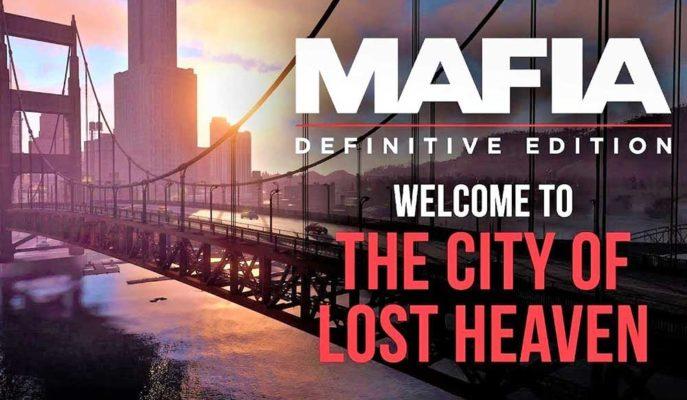 Remake Oyunu Mafia: Definitive Edition'un Videosu Paylaşıldı