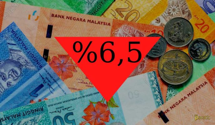 Malezya'nın Mali Açığı GSYİH'nin %6,5'inden Düşük Olacak