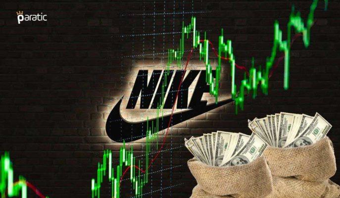 Nike Hisseleri %11 Artan Net Gelir Sonrası Sert Yükseldi