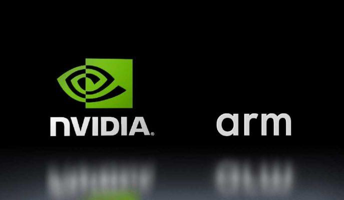 Nvidia Dev İşlemci Üreticisi ARM'yi Bünyesine Kattı