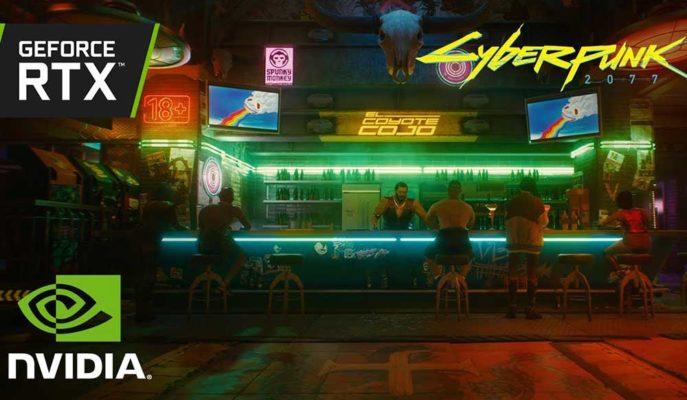Nvidia, Cyberpunk 2077 için RTX 30 Serisinin Kullanıldığı Video Paylaştı