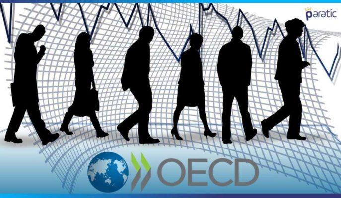 OECD Bölgesi'nde İşsizlik Temmuz'da 0,3 Puan Düşüş Gösterdi