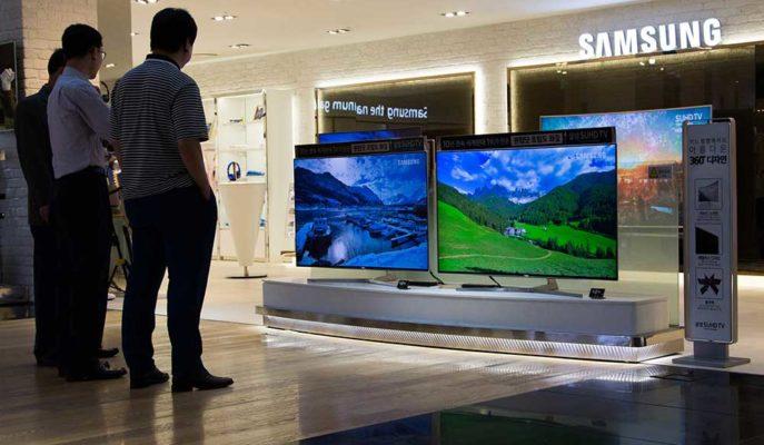 Samsung Akıllı Televizyon Pazarındaki Liderliğini Sürdürüyor