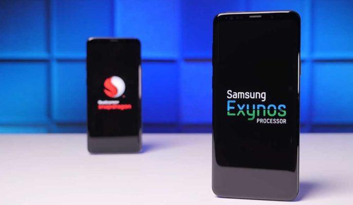 Samsung, Exynos İşlemcisi ile Rakibi Snapdragon'ın Önüne Geçmeye Hazırlanıyor