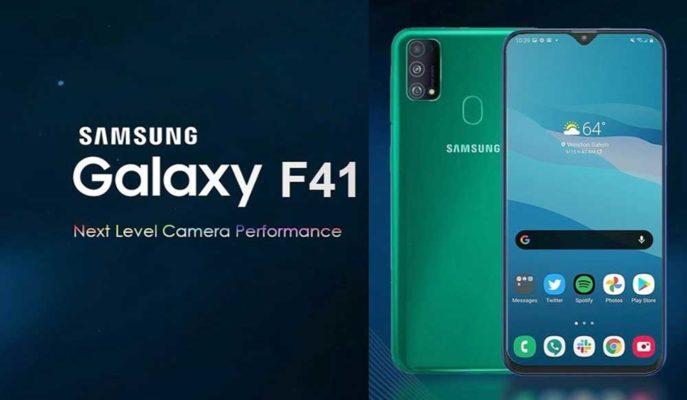Samsung Orta Seviye Telefonu Galaxy F41 için Tanıtım Videosunu Paylaştı