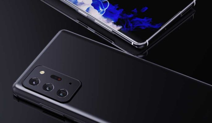 Samsung'un Galaxy S Serisine Gelecek Üyesi için Konsept Hazırlandı