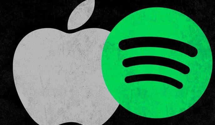 Spotify, Apple One Hizmetinin Rekabete Aykırı Olduğunu Açıkladı