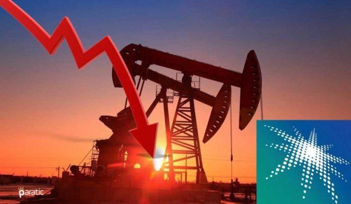 Petrol, Suudi Arabistan'ın Fiyatları Düşürmesinin Ardından 40 Doların Altına Geriledi