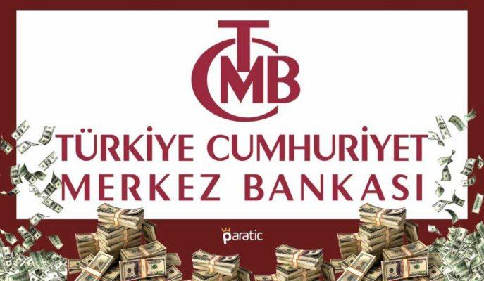 TCMB Yıl Sonu Tahminini 7,60'a Yükseltirken, Dolar 7,57 Lirayı Gördü