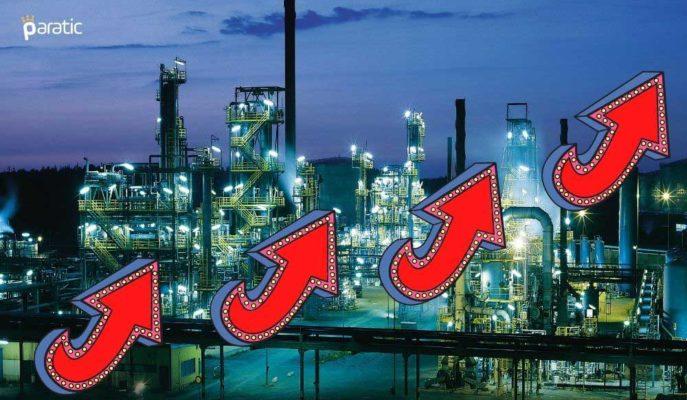 Sanayi ve Perakende Sektörü Pandeminin Etkilerini Silmeye Devam Ediyor