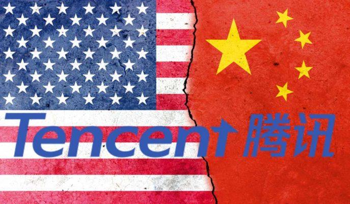 Tencent, ABD'nin Yaptırım Uyguladığı Çinli Şirketler Arasına Eklenebilir