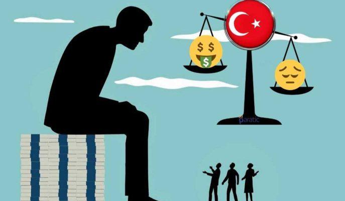 Türkiye'nin Gelir Eşitsizliği Geçen Yıl 7,4'e Gerilese de Hala Çok Yüksek
