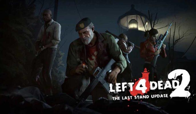 Valve Zombi Oyunu Left 4 Dead 2 için Yıllar Sonra Gelecek Güncelleme için Fragman Yayınladı