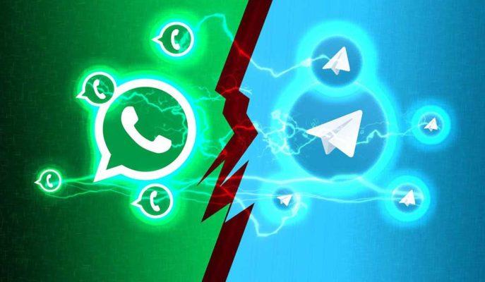 WhatsApp ve Telegram'a Yönelik Araştırma Uygulamaların Yeterince Güvenli Olmadığını Ortaya Koydu