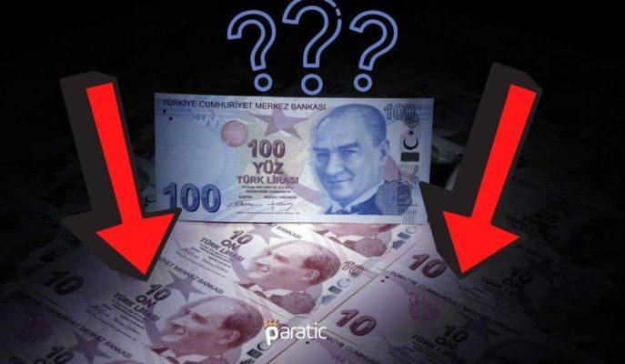 YEP Açıklaması Beklenirken Türk Lirasındaki Değer Kaybı Sürüyor