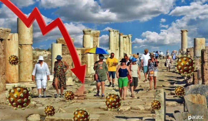Pandeminin Türk Turizmindeki Bilançosu: %71,2 Gelir Kaybı