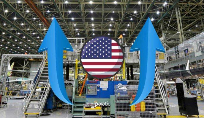 ABD Dayanıklı Mal Siparişleri Eylül'de %1,9 Artışla Beklenti Üstü Geldi