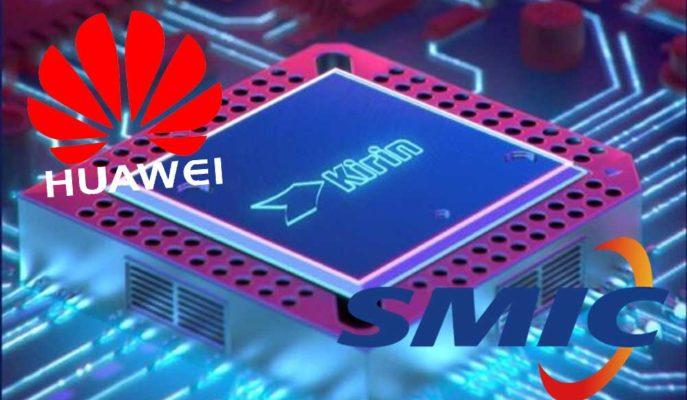 ABD, Huawei'nin SMIC'ten İşlemci Almasını Engellemek için Harekete Geçti