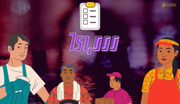ABD İşsizlik Maaşı Başvuruları 751 Bine Gerilese de Görünüm Riskli