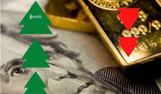 ABD Teşvik Görüşmelerinde Belirsizlik Artarken Altın Düştü, Dolar 8 TL'yi Aştı