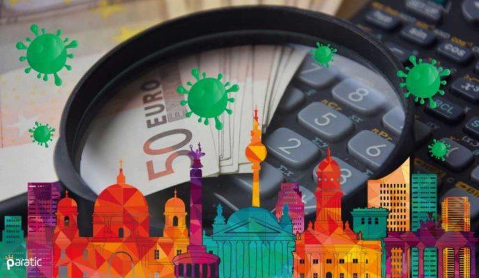 Toparlanmanın Yavaşlamasıyla Almanya'nın 2020 GSYİH Beklentisi Eksi %5,4'e Revize Edildi