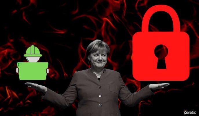 Almanya'nın Yeni Kilitlemesi, Olumlu İşgücü Piyasası Verilerini Gölgeledi