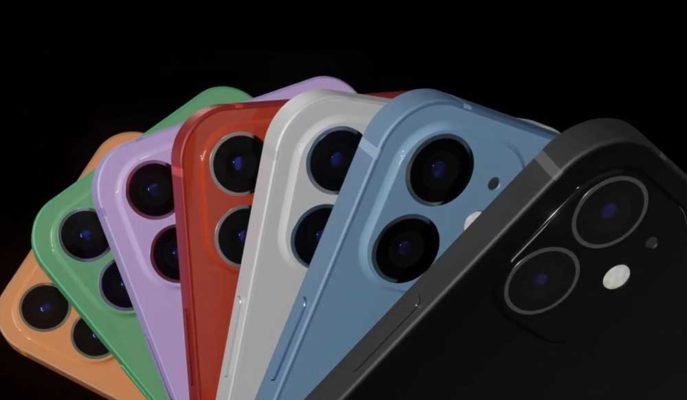 Apple'ın Tanıtımına Saatler Kala iPhone 12 Ailesi Ortaya Çıktı