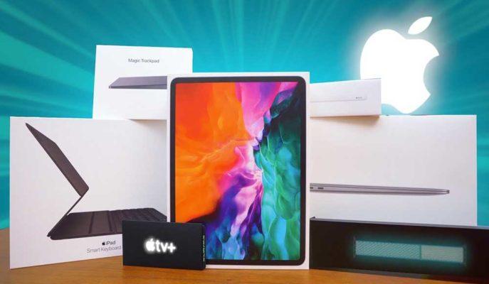 Apple Tablet Satışlarındaki Üstünlüğünü Üçüncü Çeyrekte de Sürdürdü