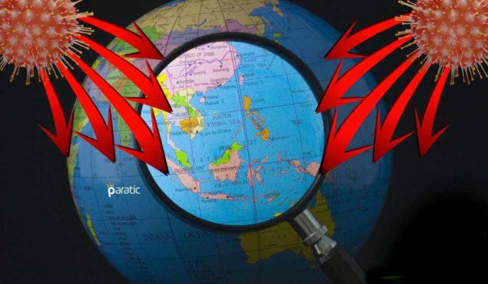 Asya-Pasifik Pazarları, IMF'nin Büyüme Tahminini Düşürmesiyle Geriledi