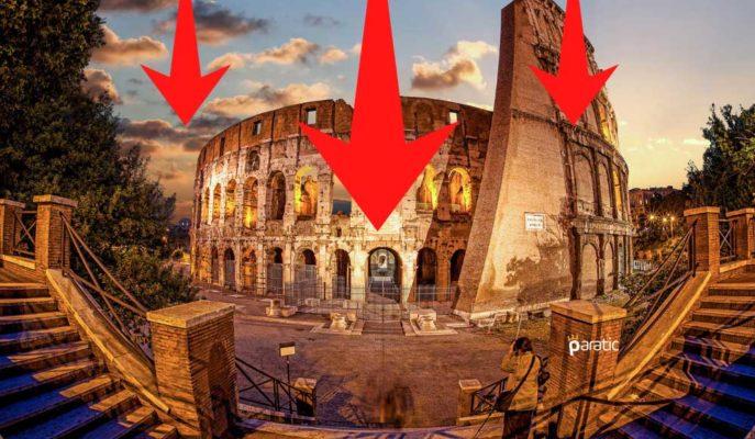 Avrupa Borsaları, ABD İyimserliğine Rağmen Kırmızıya Döndü