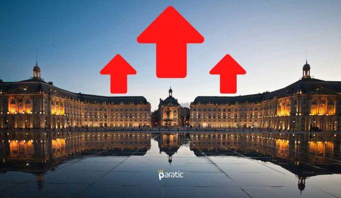 Avrupa Borsaları, Asya'daki İyimserliği İzleyerek Yükseldi