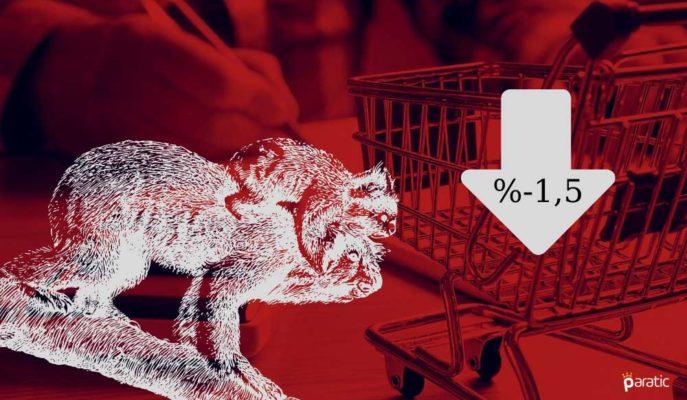 Avustralya'nın Perakende Satışları Eylül'de %1,5 Geriledi