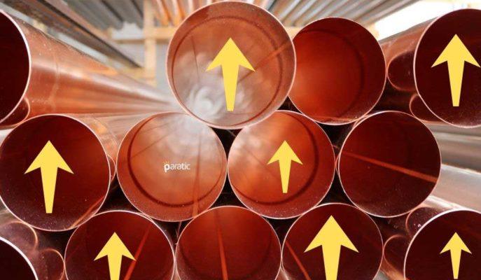Bakırın Ton Fiyatı Küresel Arzın Azalmasıyla 7 Bin Dolara Dayandı