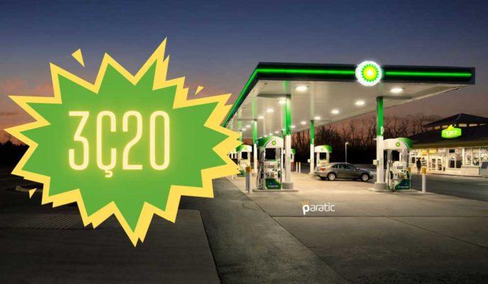 BP 3Ç20 Kârı, Petrol Talebinin İyileşmesiyle Beklentileri Aştı