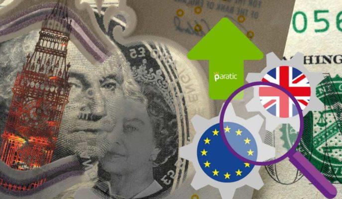 İngiliz Sterlini, Brexit'te Ticaret Anlaşması Söylemleriyle Yükseldi