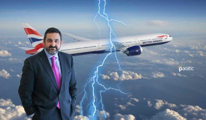 British Airways CEO'su, Sektörün En Kötü Krizi Yaşanırken İstifa Etti