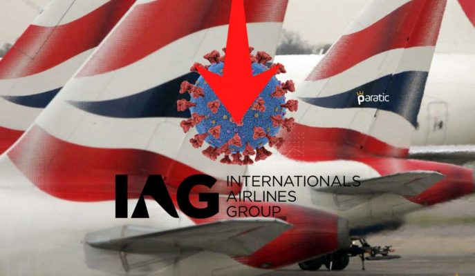IAG, 2020'nin 3. Çeyreği için 1,3 Milyar Euro Zarar Tahmin Etti