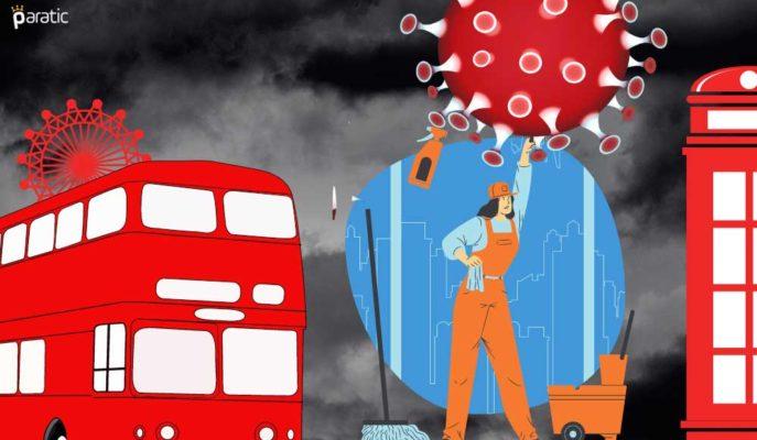 Covid İngiltere'deki 16,6 Milyon İşi Mali Açıdan Tehlikeye Soktu