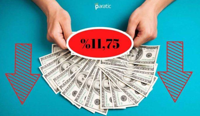 Dolar %11,75'e Gerileyen Eylül Enflasyonu Sonrası Düşüş Gösterdi