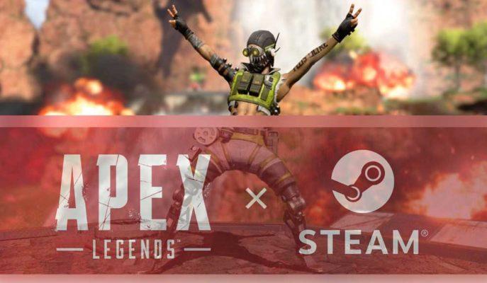 EA'nın Battle Royale Oyunu Apex Legends Steam'e Geliyor