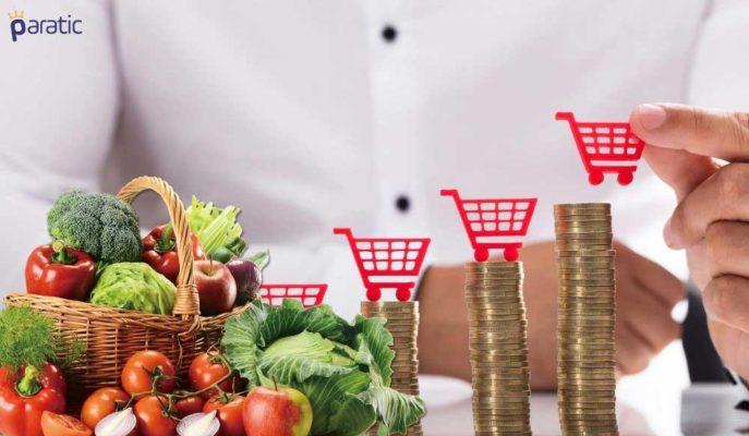 Açlık Sınırının 2.482 TL'ye Yükseldiği Ekim'de Mutfak Enflasyonu %1,41 Arttı
