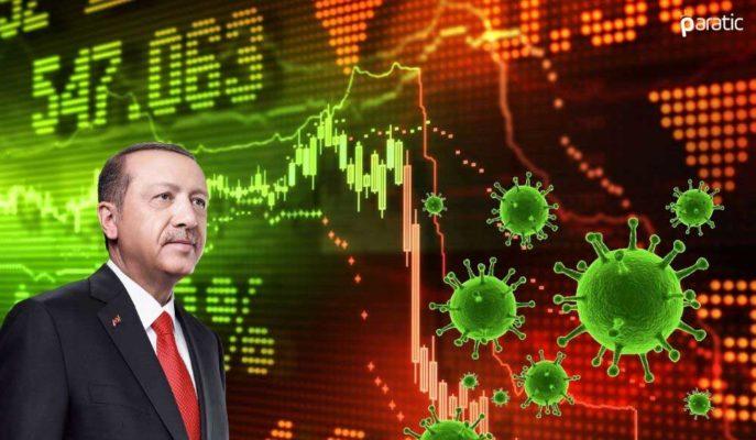 Erdoğan'ın Salgına Dair Açıklamaları BIST 100'deki Kayıpları %1'in Üzerine Taşıdı
