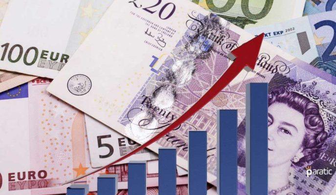Döviz Kurları Rekora Doymuyor! Euro 9,64, Sterlin 10,62 ile Zirveyi Yeniledi