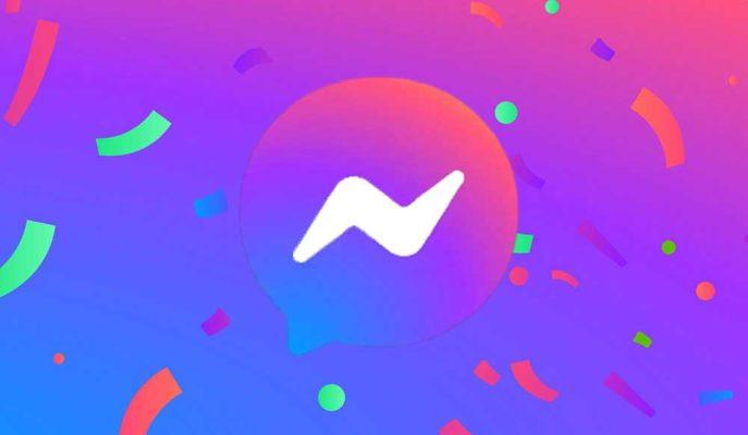 Facebook Mesajlaşma Uygulaması Messenger'ın Arayüzünde Değişikliğe Gitti