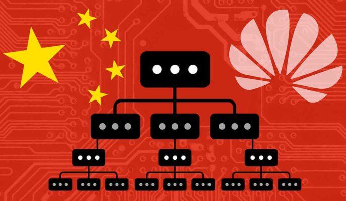 Huawei'nin Çin Hükümeti ile Gizlice Ortak Hareket Ettiği İddia Edildi