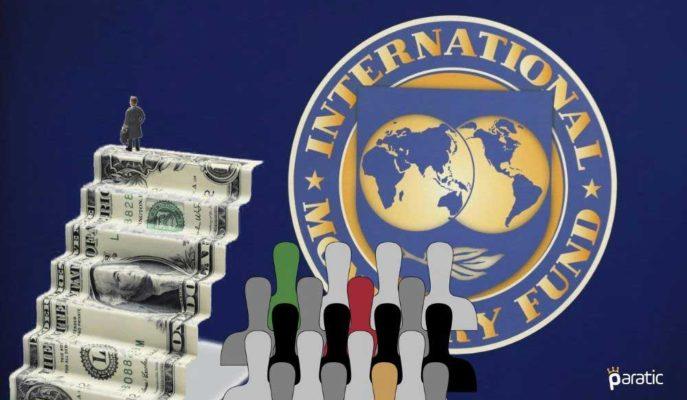 IMF Acil Borç Yardımı Programını 2021'in Nisan Ayına Kadar Uzattı