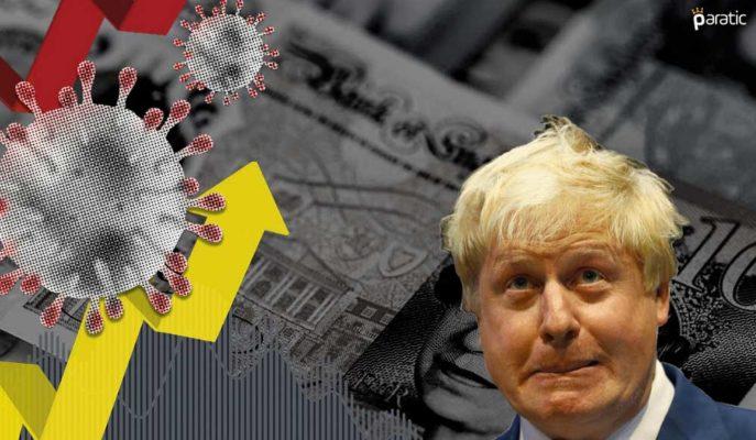 İngiltere Ekonomisi 3Ç20'deki Güçlü Toparlanmaya Rağmen Hala Zorda